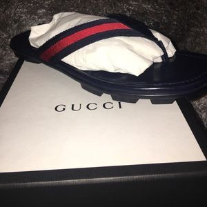 Authentic NIB Gucci Men's Shoe